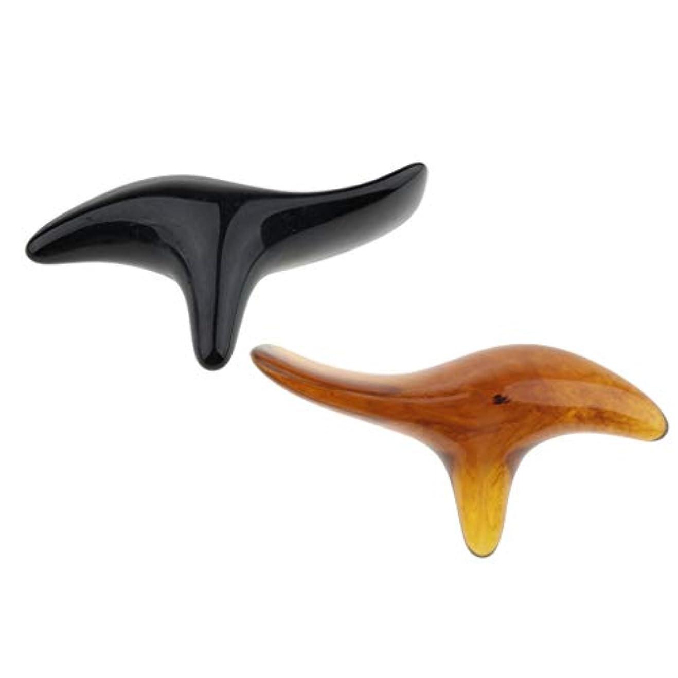 ストレス将来の一掃する2個 フットマッサージ スティック マッサージ棒 ツボ押しグッズ 疲労緩和 健康グッズ 実用