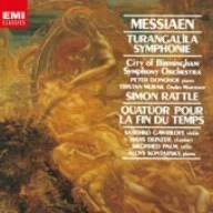 メシアン:トゥーランガリラ交響曲、他