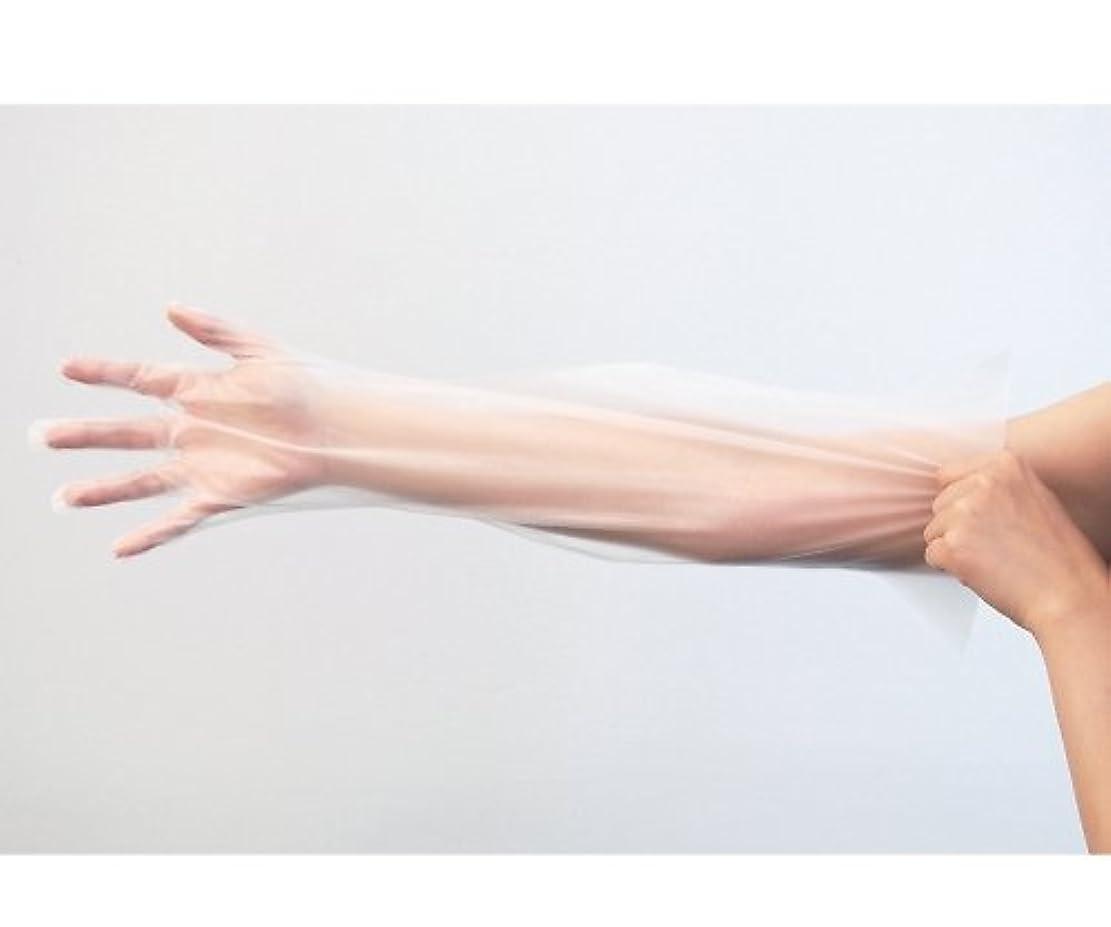 アームストロング憂鬱なユーモラス竹虎8-6794-02ピレンワイプロング(ポリエチレン手袋)M
