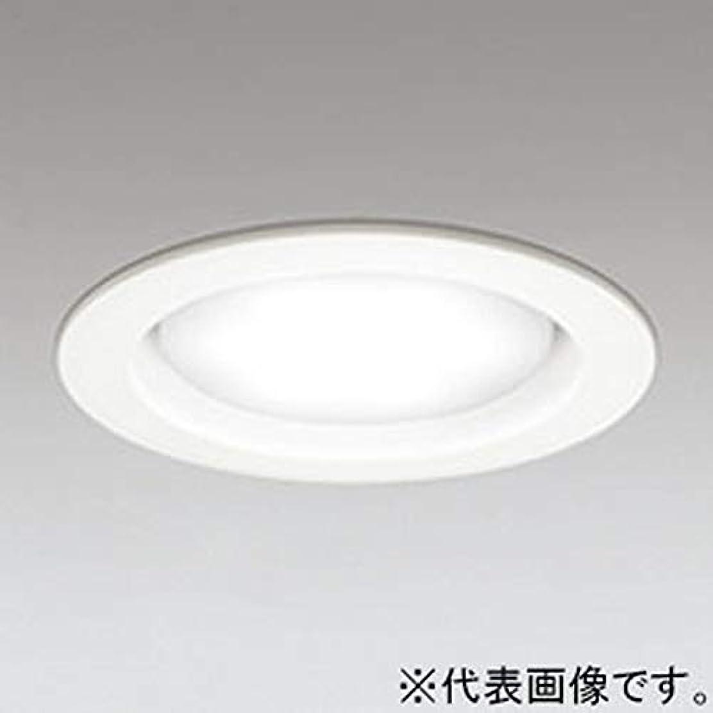 もちろん意志富ODELIC(オーデリック)【工事必要】LEDダウンライト 白熱灯60W相当 φ100 ランプ交換可能 昼白色:OD361204ND