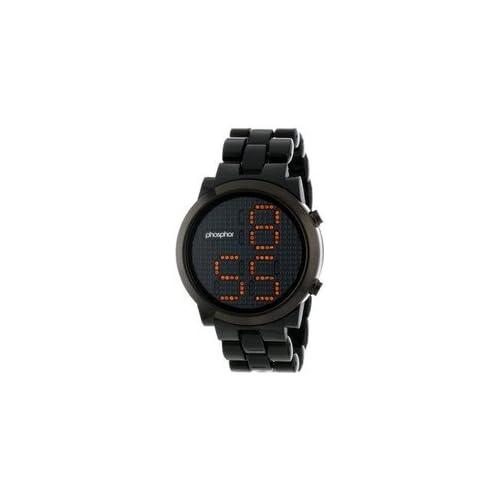 時計 Phosphor メンズ MD012G Swarovski Mechanical Digital Watch [並行輸入品]