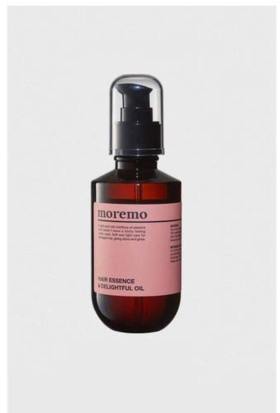 抽出宿題をするアイデアMOREMO Hair Essence Delightful Oil モレモ ヘア エッセンス ディライトフル オイル (70ml) [並行輸入品]