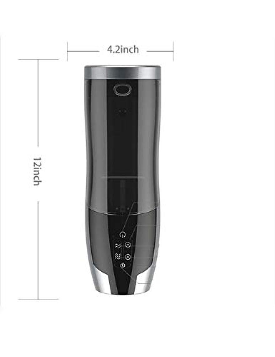 学校証言するうまくいけばSYing インテリジェントな加熱オスMüs-t-bationカップ自動ピストン推力1分間に400回のピストン動作で大人のためのリラクゼーションツール