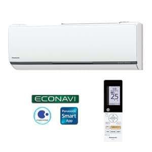 パナソニック 【エアコン】ECONAVI(エコナビ)&ナノイーPanasonic おもに12畳用(電源200V・クリスタルホワイト) CS-364CXR2-W