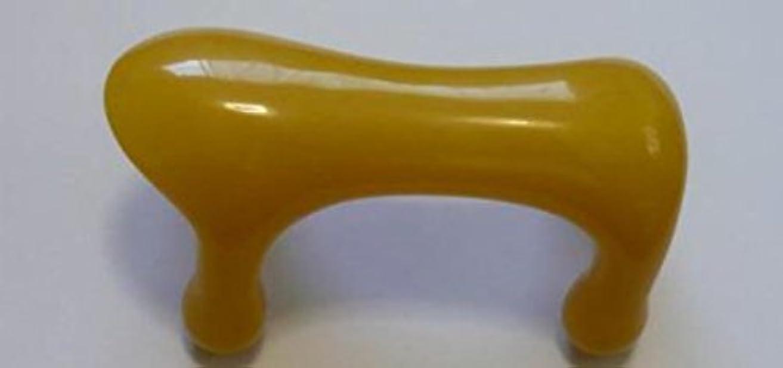 画像覚醒リル脊椎虎 指圧用 樹脂蜜蝋素材