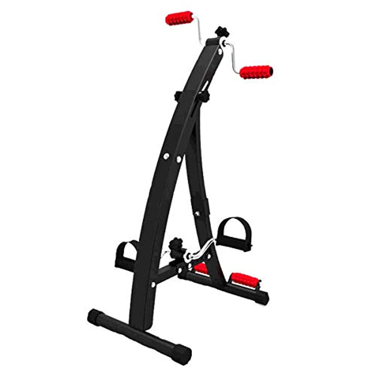 収まる道優しさペダルエクササイザー、医療リハビリテーション体操上肢および下肢のトレーニング機器、筋萎縮リハビリテーション訓練を防ぐ,A