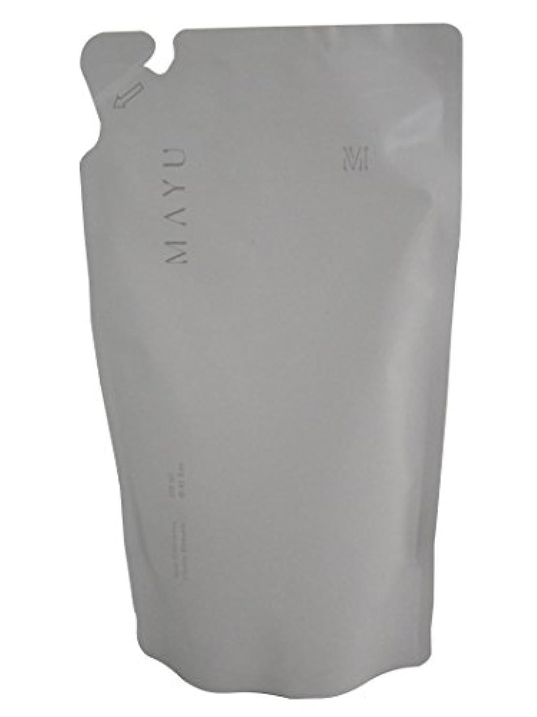 アリ固有の条約【365Plus】 MAYU さくらの香り トリートメント リフィル (320ml) 1本入り
