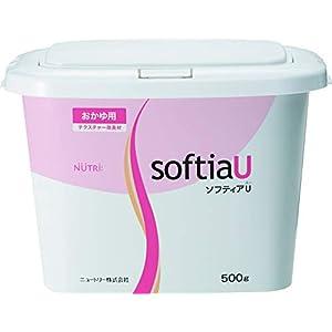 ソフティアU(ユー) おかゆ用 500g BOX蓋付 12個(1ケース)