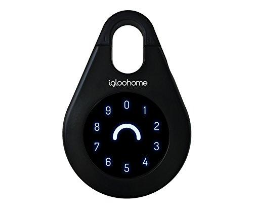 igloohomeスマートキーストレージロックボックス、Grantアクセスリモートでオフライン