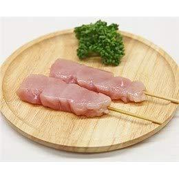 鳥ササミ串 40g×10本 焼き鳥 国産鶏 (15cm丸串)(pr)(41920)(焼鳥 やきとり)