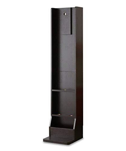 ottostyle.jp コードレス 掃除機 クリーナー 用 木製スタンド 【ダークブラウン】 壁に穴を開けずに設置できる 専用ツールも収納可能 V10 V8 V7 V6 DC74 DC62 DC61 DC59 DC58 DC45 DC35 シリーズ対応