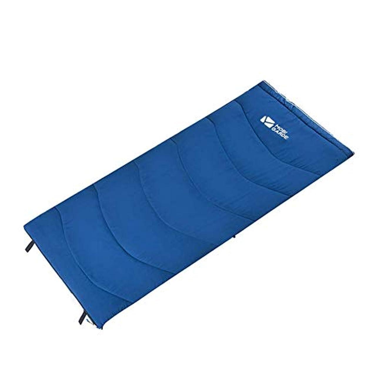 記憶に残る手綱誤ってCATRP 通気性 寝袋 ポータブル エンベロープ 寝台 暖かい 軽量 寝袋 スプライス キャンプ用 ハイキング 、 190X84cm