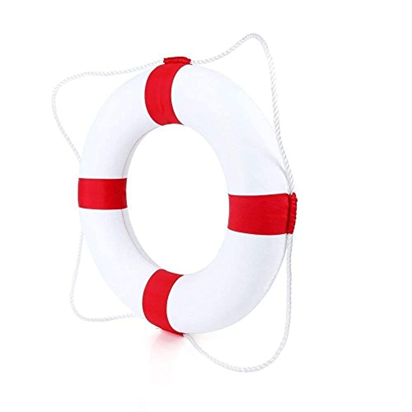 アクチュエータストラトフォードオンエイボンバターBeautihome Lifebuoy 直径52cm/20.5インチ スイムフォームリング ブイ 子供 水泳 プール 安全 ライフ プリザーバー 周囲にロープ付き レッド