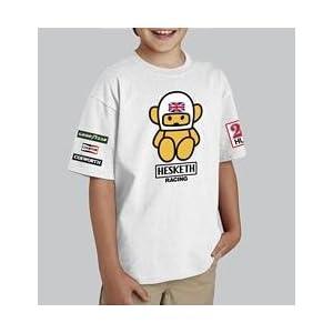 レトロフォーミュラワン Hesketh Kids T-shirt 7