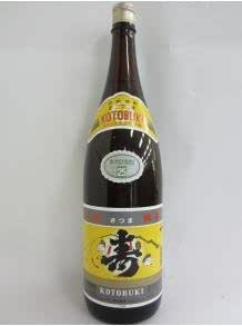 さつま寿 芋焼酎 1800ml