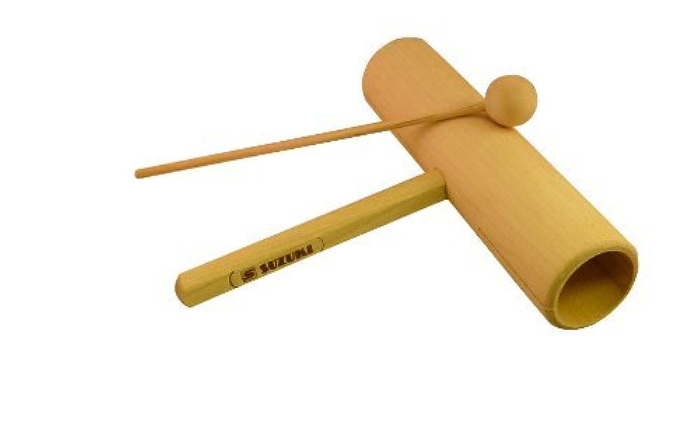 Suzuki Musical Instrument Corporation TT-100 Tick Tock with Mallet [並行輸入品]