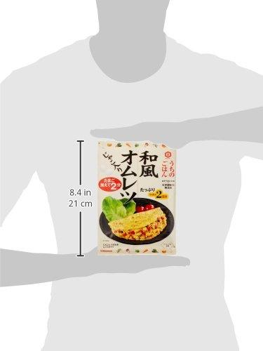 キッコーマン うちのごはん和風オムレツ袋40g×2