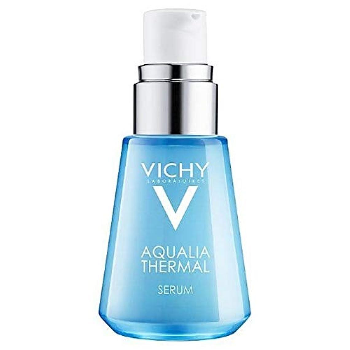 マイクロ頬骨好戦的な[Vichy] 熱血清顔30ミリリットルAqualiaヴィシー - Vichy Aqualia Thermal Serum Face 30ml [並行輸入品]