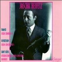 Heifetz Plays Franck etc