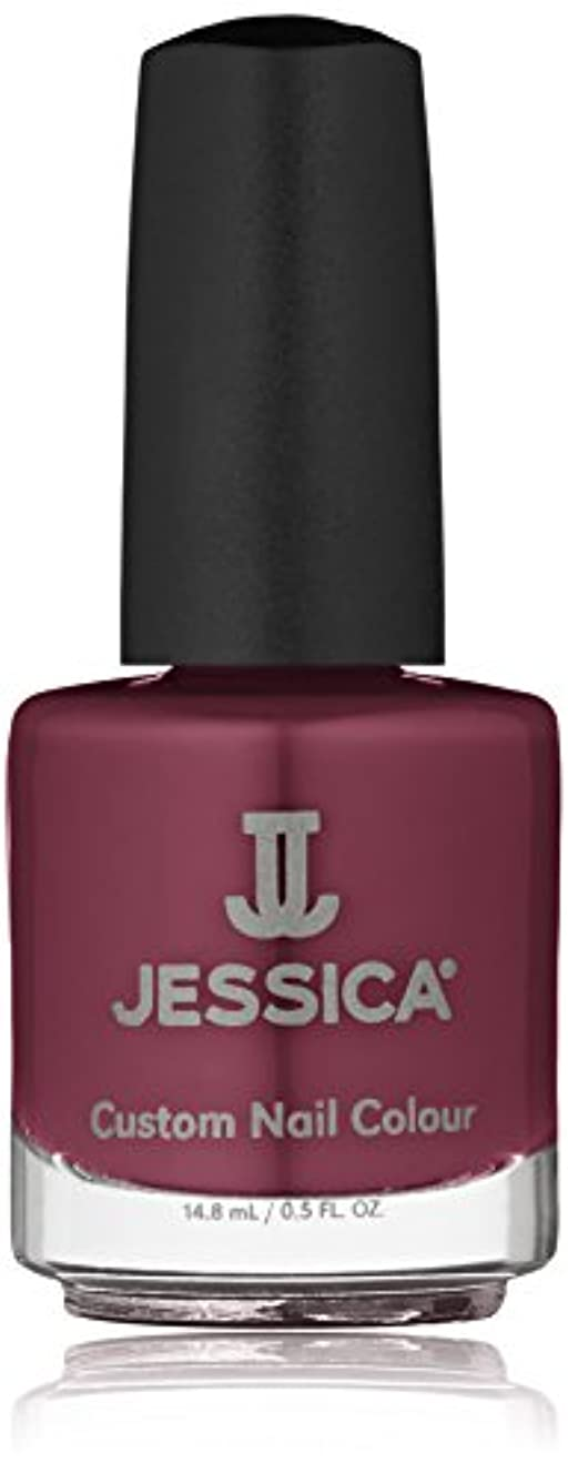 直径ワットうぬぼれたJessica Nail Lacquer - Delhi Delight - 15ml / 0.5oz