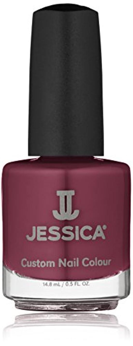 報復クリップ蝶制限するJessica Nail Lacquer - Delhi Delight - 15ml / 0.5oz