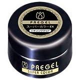 プリジェル カラーEX ミキシングクリア PG-CE000-4 4g