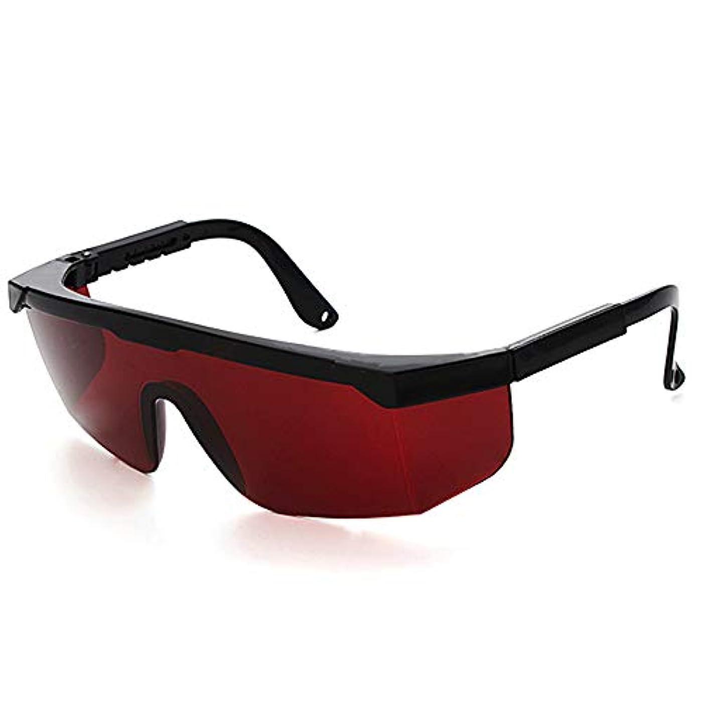 進行中自分自身セマフォJiayaofu レーザー保護メガネIPL美容機器メガネレーザーペアIPLメガネ、安全メガネ