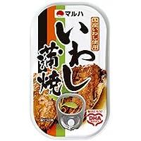 マルハニチロ いわし蒲焼 100g缶 1ケース(30缶入)