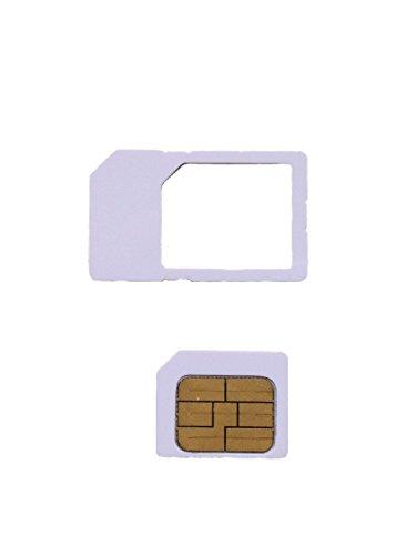 softbank iPhone3/3gs/4/4s専用micro simカード アクティベーション〓アクティベートカードactivationMicroSIMサイズ/通常サイズに変換可能