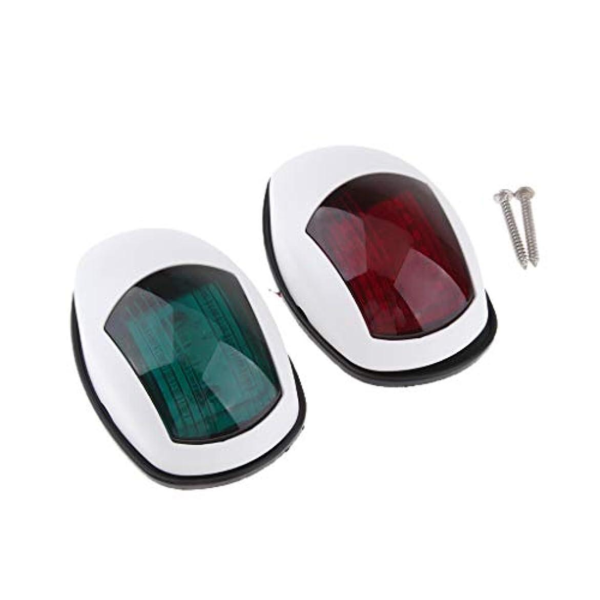 はちみつ歯痛ホットShiwaki 1ペア入り LEDナビゲーションライト 作業灯 LED航海灯 省エネルギー 耐水性 耐久性