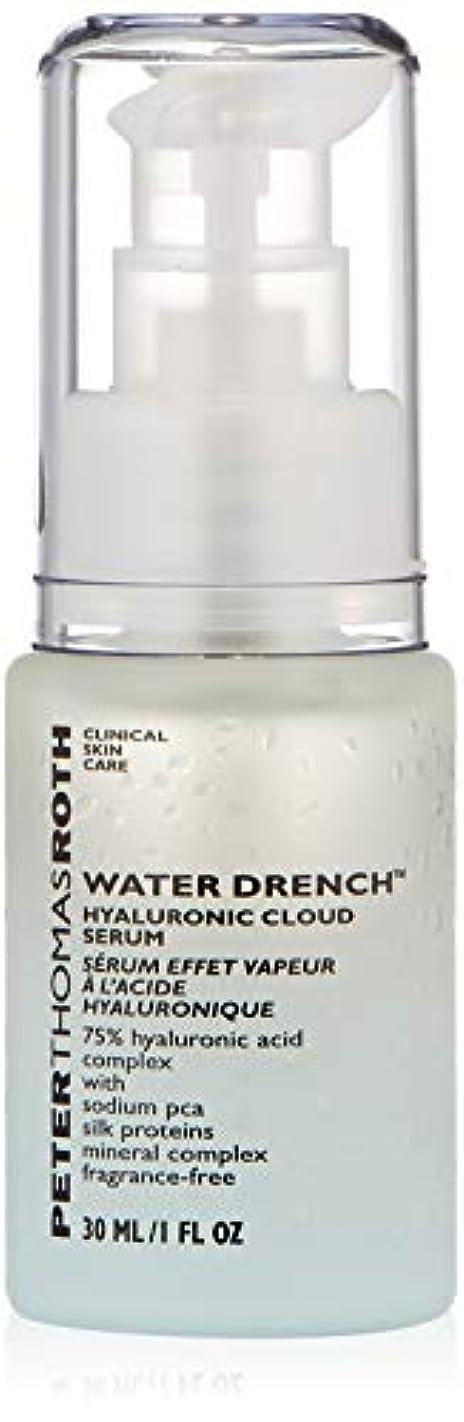ロードブロッキングルールがんばり続けるピータートーマスロス Water Drench Hyaluronic Cloud Serum 30ml/1oz並行輸入品
