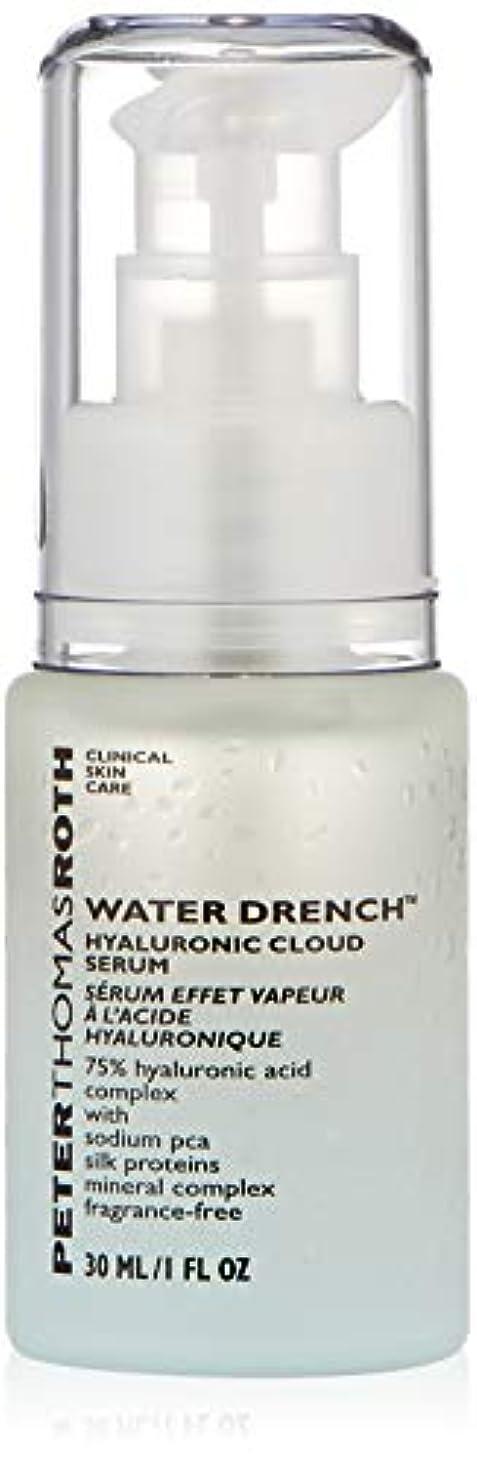 ギャラントリーツイン慈善ピータートーマスロス Water Drench Hyaluronic Cloud Serum 30ml/1oz並行輸入品