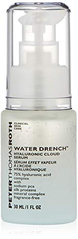 パスタ単調な帆ピータートーマスロス Water Drench Hyaluronic Cloud Serum 30ml/1oz並行輸入品
