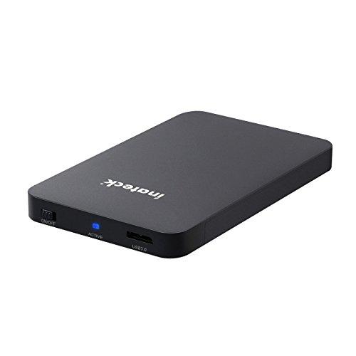 Inateck 2.5インチ HDDケース USB 3.0接続 9.5mm 7mm 2.5