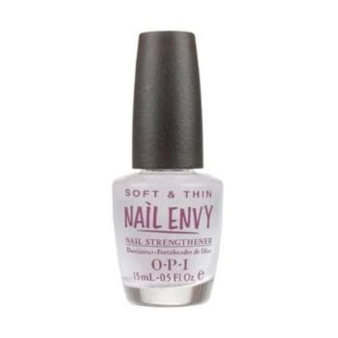 カートボート結婚するOPI Nail Polish Nail Envy Soft & Thin Natural Nail Strengthener For Soft, Thin Nails