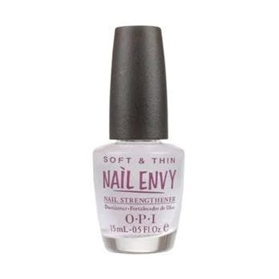 バンク透けるもつれOPI Nail Polish Nail Envy Soft & Thin Natural Nail Strengthener For Soft, Thin Nails