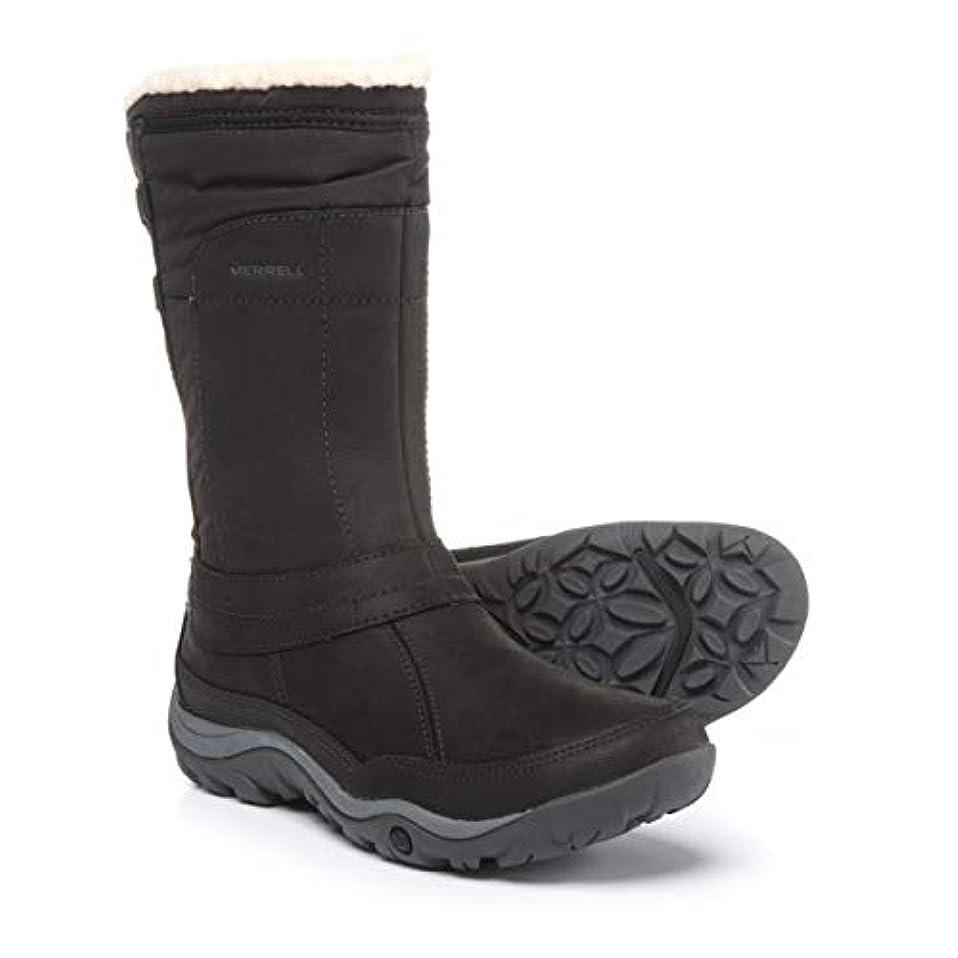 海嶺洞窟イタリアの[メレル] レディース ミューレン ミッド スノー ブーツ Women Murren Mid Snow Boots [並行輸入品]