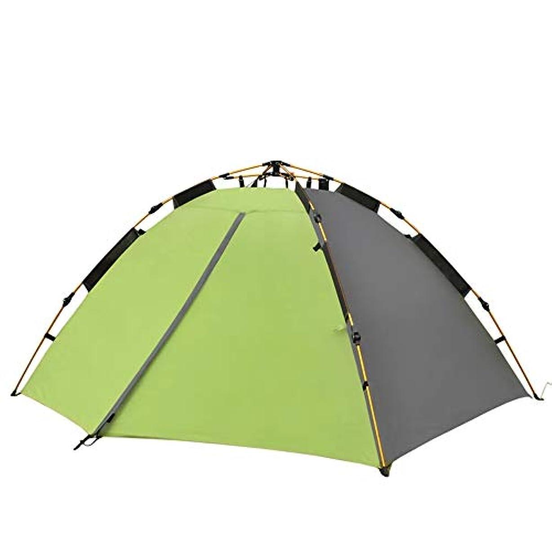 の間でリーク闘争フルオートのテント、屋外の二重防風性の通気性の防風開いたアルミニウムポーランド人の超軽量のハイキングのキャンプテント