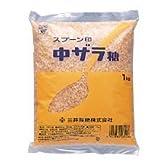 スプーン印 ザラメ中双糖 1KG × 20袋
