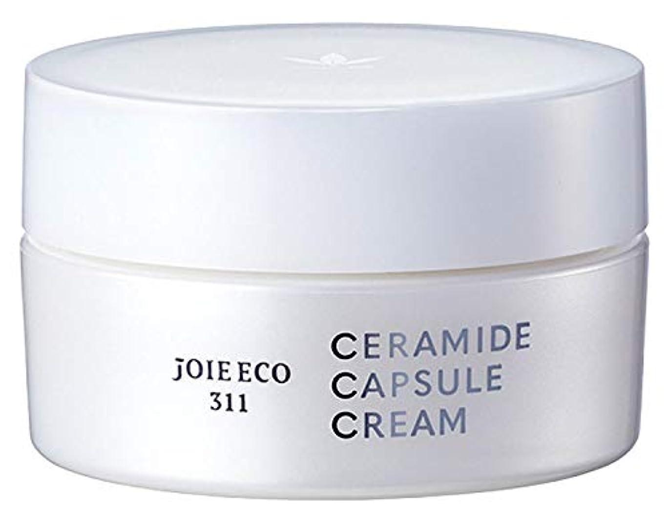 隔離する熟達柔らかい足ジョアエコ セラミドカプセルクリーム JE311 30g