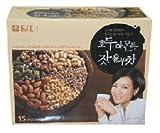 ダムト  くるみ・ハトムギ茶270g (18g×15包) ■韓国食品■飲料■韓国茶■三和■粉末お茶■健康お茶■お茶■