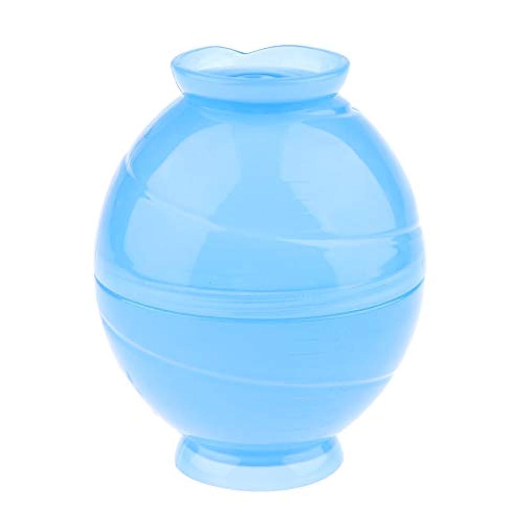 嵐が丘スプリット村SM SunniMix 全3色 サロンボウル ヘアカラー用 ミキシングボトル キャンディー形状 - 青
