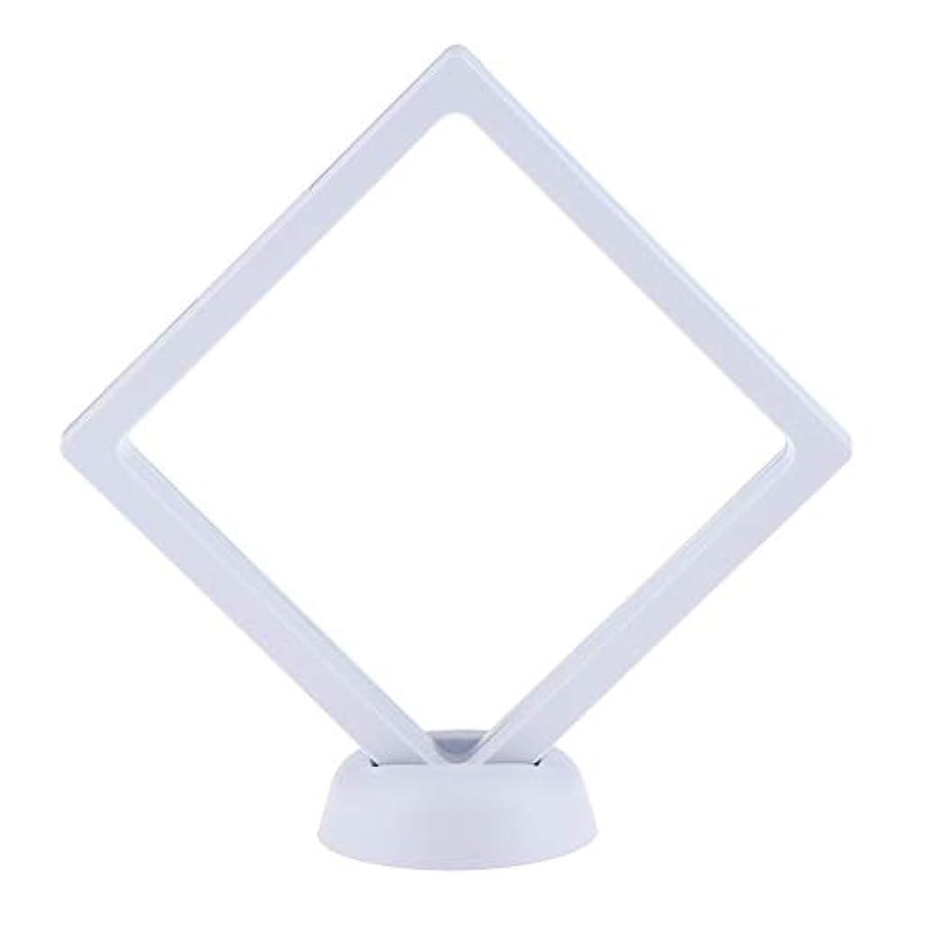 ショッピングセンター王女ハシーネイルアート ディスプレイ パネル 展示用 ボード ネイルサロン ネイルヒント 2色選べ - 白