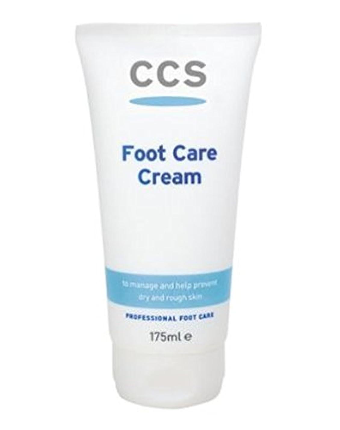 所持悪化させるアグネスグレイCCS Foot Care Cream - 175ml - Ccs足のケアクリーム - 175ミリリットル (Ccs) [並行輸入品]
