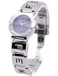 b5eed9a7ef [フェンディ]FENDI Stella ステラ レディース 腕時計 F305230D クォーツ SS 1ポイントダイヤ ブルー文字
