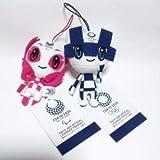 東京オリンピック 東京2020 公式ライセンス商品 ぬいぐるみ マスコット ミライトワ&ソメイティ 2個セット プライズ
