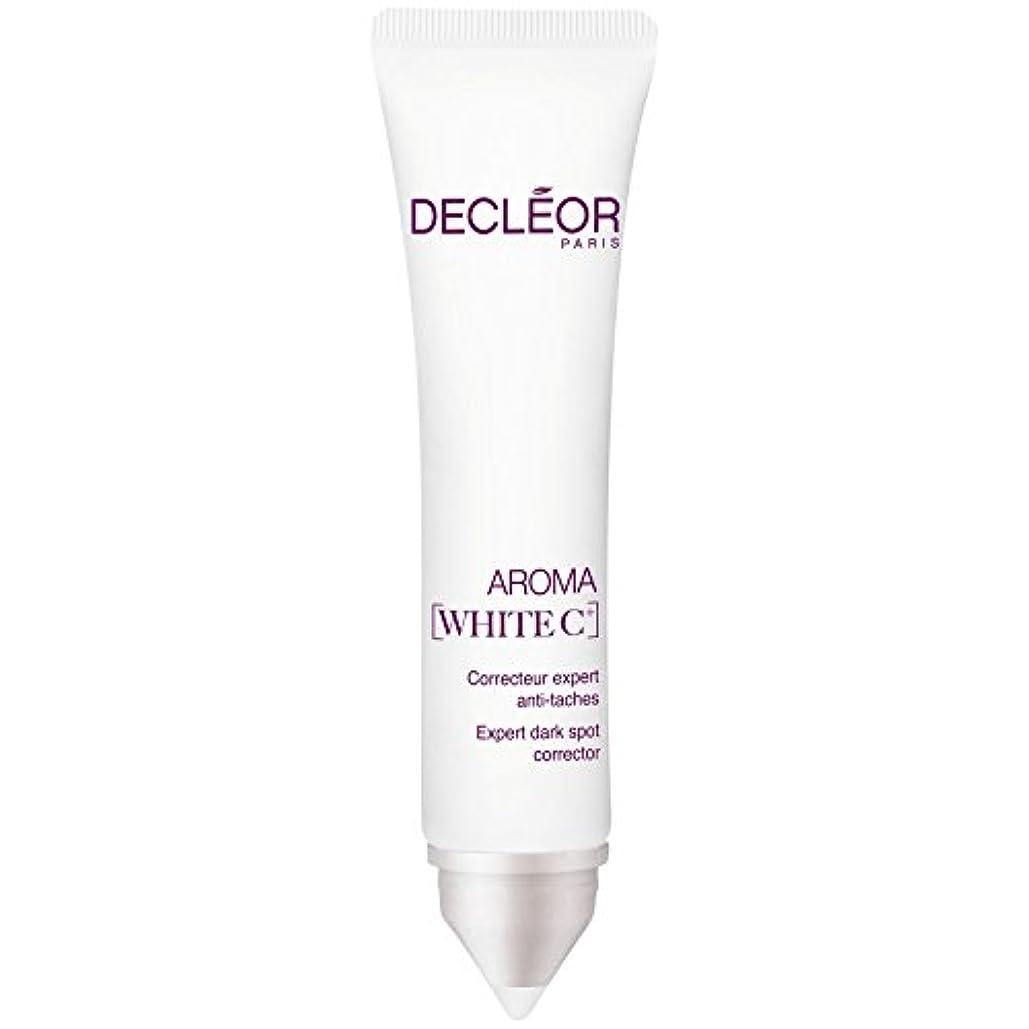 放つタバコ降伏[Decl?or] デクレオールアロマホワイトC +専門ダークスポット補正15ミリリットル - Decl?or Aroma White C+Expert Dark Spot Corrector 15ml [並行輸入品]