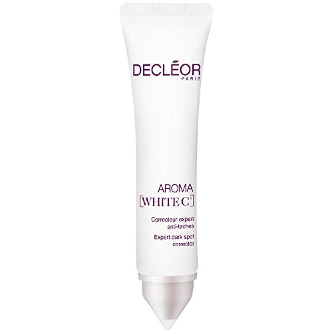 ごちそう故障仕方[Decl?or] デクレオールアロマホワイトC +専門ダークスポット補正15ミリリットル - Decl?or Aroma White C+Expert Dark Spot Corrector 15ml [並行輸入品]