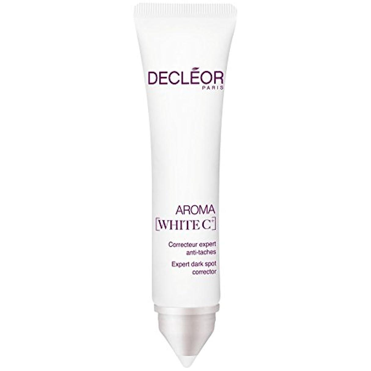 出来事ネブ集団的[Decl?or] デクレオールアロマホワイトC +専門ダークスポット補正15ミリリットル - Decl?or Aroma White C+Expert Dark Spot Corrector 15ml [並行輸入品]