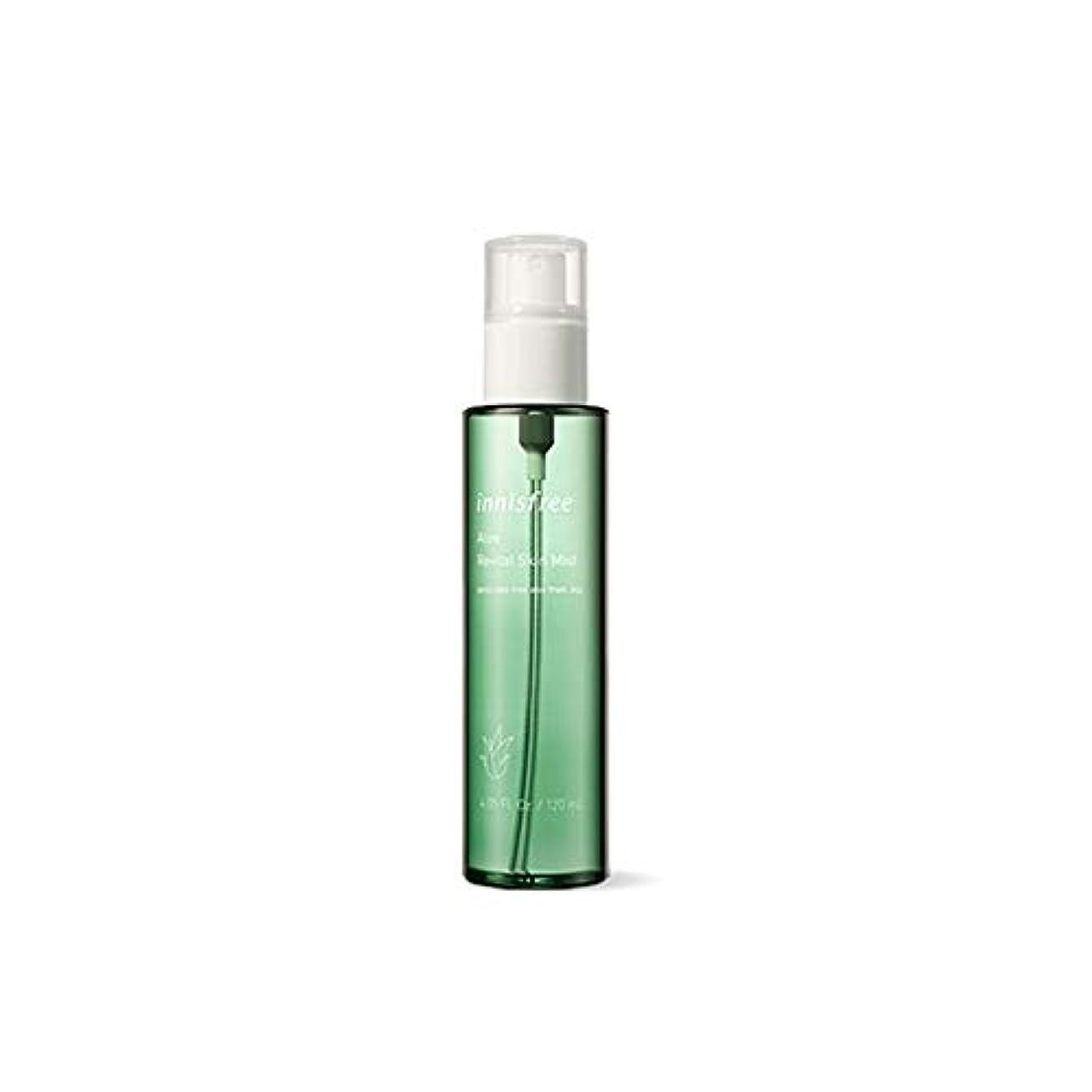 カバーの面では説得力のあるイニスフリー Innisfree アロエ リバイタル スキンミスト(120ml)2015.6. Innisfree Aloe Revital Skin Mist(120ml) [海外直送品]